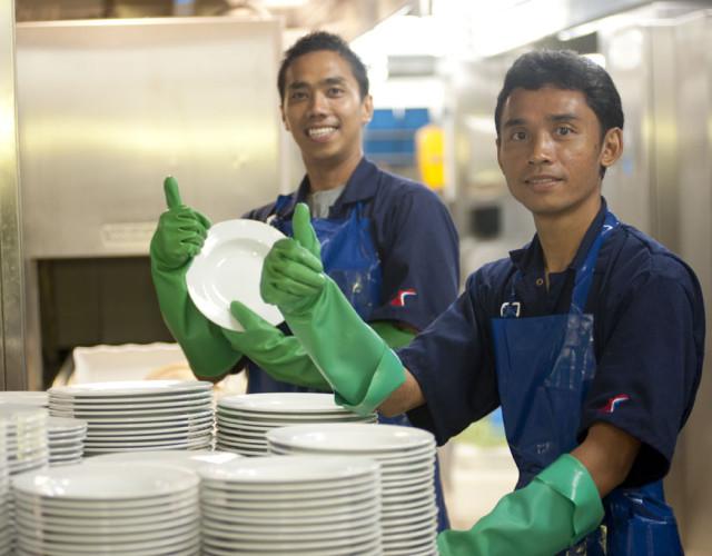 Kitchen Stewards