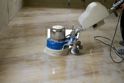 Marble Polishing Flat Cleaning CMMS - How to polish marble floors by machine
