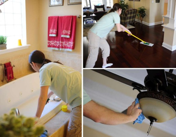 Professional Residency Cleaning
