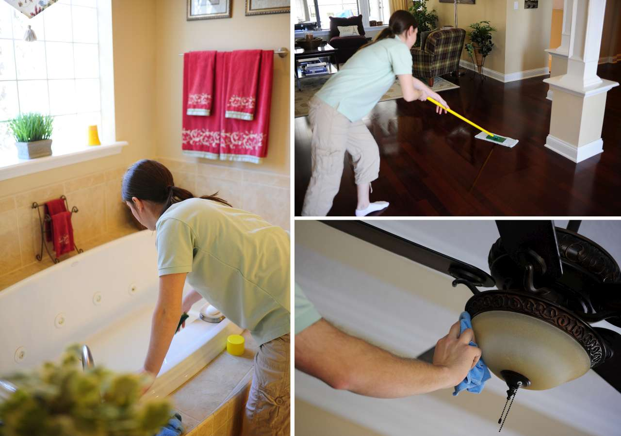 Professional Residency Cleaning Cmms